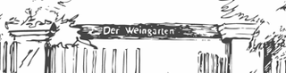 Der Weingarten in Walluf